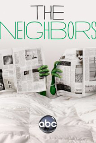 The Neighbors Television Poster