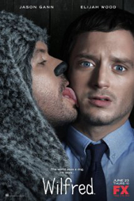 Wilfred Television Poster